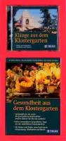 Gesundheit und Gesänge aus dem Klostergarten - SET Buch & CD