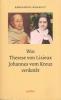 Renault, Emmanuel: Was Therese von Lisieux Johannes vom Kreuz verdankt