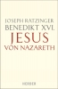 Ratzinger, Joseph (Benedikt XVI:) Jesus von Nazareth (Band 1)