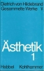 Hildebrand, Dietrich von: Ästhetik (kt., Band 1 und 2)