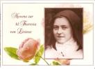 Familie Mariens: Novene zur hl. Theresia von Lisieux